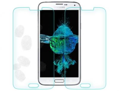 محافظ صفحه نمایش شیشه ای Samsung Galaxy S5 مارک Nillkin