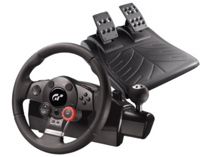 فرمان بازی لاجیتک Logitech Force GT Wheel 914