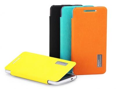 کیف چرمی HTC One mini مارک ROCK