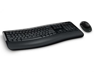 موس و کیبورد مایکروسافت Microsoft Wireless 5000