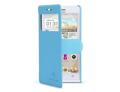 کیف چرمی نیلکین هواوی Nillkin Fresh Case Huawei Ascend G6
