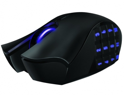 موس لیزری ریزر Razer Naga Epic Wireless MMO