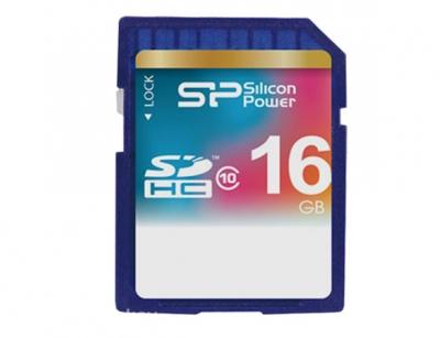 رم اسدی 16 گیگابایت Silicon Power Class 10