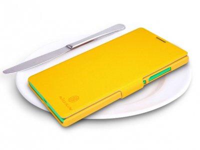کیف چرمی نیلکین نوکیا Nillkin Fresh Case Nokia XL
