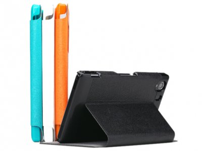 کیف چرمی Sony Xperia Z1 مارک Rock