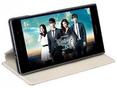 کیف چرمی Huawei Ascend P7 مارک Baseus