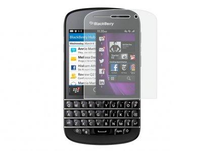 محافظ صفحه نمایش شیشه ای بلک بری Glass Screen Protector BlackBerry Q10