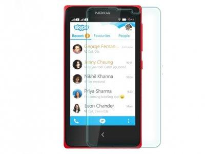 محافظ صفحه نمایش شیشه ای نوکیا Glass Screen Protector Nokia X
