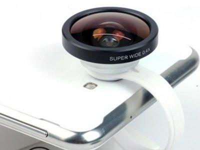 لنز سوپر واید IB-F40 Super WIDE 0.4X