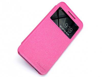 کیف چرمی HTC Desire 616 مارک Nillkin