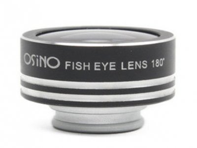 لنز مغناطیسی فیش آی Osino OS001 180° Fisheye Lens