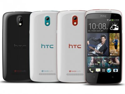 ماکت گوشی موبایل HTC Desire 500