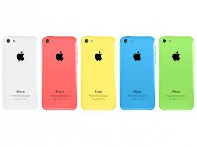 ماکت گوشی موبایل Apple iphone 5C