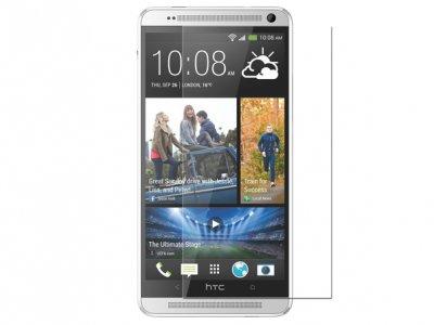 محافظ صفحه نمایش شیشه ای HTC One Max
