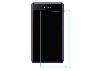 محافظ صفحه نمایش شیشه ای سونی Glass Screen Protector Sony Xperia E1