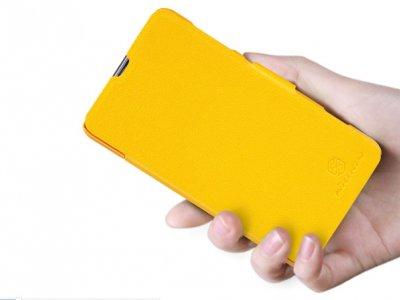 کیف چرمی Nokia Lumia 625 مارک Nillkin