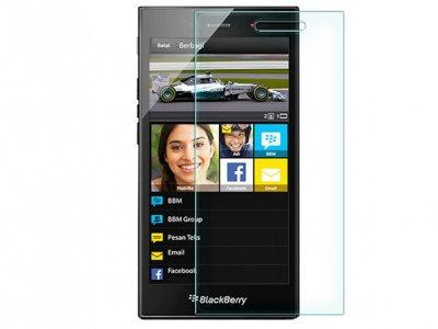 محافظ صفحه نمایش شیشه ای BlackBerry Z3 مارک Nillkin