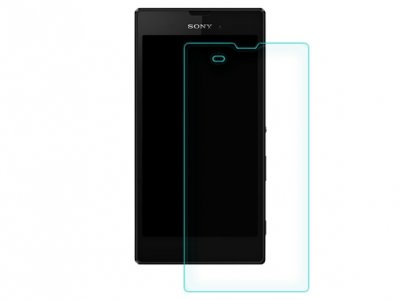 محافظ صفحه نمایش شیشه ای Sony Xperia T3 مارک Nillkin