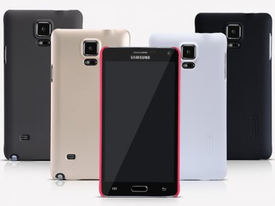 قاب محافظ نیلکین سامسونگ Nillkin Frosted Shield Case Samsung Galaxy Note 4