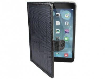 کیف هوشمند و شارژر خورشیدی آیپد ایر مارک Promate