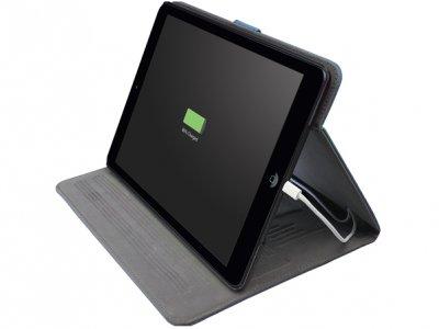کیف هوشمند و شارژر همراه iPad Air مارک Promate