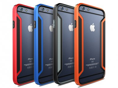 بامپر ژله ای Apple iphone 6 مارک Nillkin