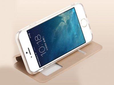 کیف چرمی Apple iphone 6 مارک Totu
