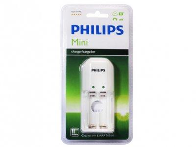 شارژر باتری قلمی و نیم قلمی مارک Philips