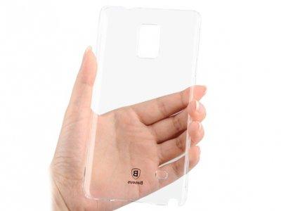 قاب محافظ شفاف Samsung Galaxy Note 4 مارک Baseus