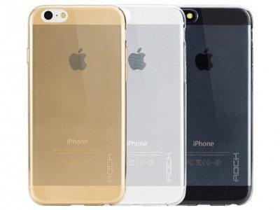 محافظ ژله ای راک آیفون Rock Ultra thin TPU Slim Jacket Case iPhone 6/6s