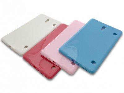 محافظ ژله ای Samsung Galaxy Tab S 8.4