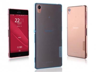 محافظ ژله ای نیلکین سونی Nillkin TPU Case Sony Xperia Z3