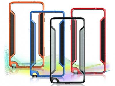 بامپر ژله ای Samsung Galaxy Note 4 مارک Nillkin