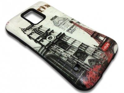 قاب محافظ Samsung Galaxy S5 مدل فرانسه مارک iFace