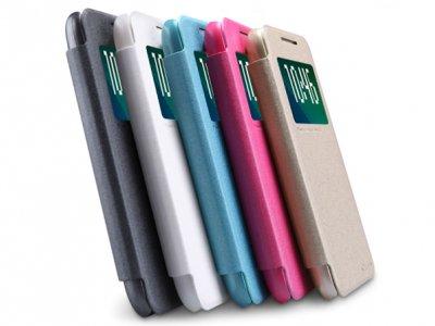 کیف چرمی HTC Desire 510 مارک Nillkin