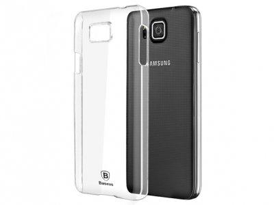 قاب محافظ شفاف Samsung Galaxy Alpha مارک Baseus