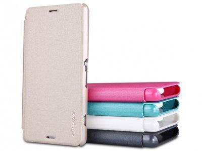 کیف نیلکین سونی Nillkin Sparkle Case Sony Xperia Z3 Compact