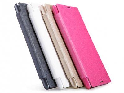 کیف نیلکین سونی Nillkin Sparkle Case Sony Xperia E3