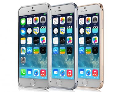بامپر آلومینیومی Apple iphone 6 Pluse مارک G-Case