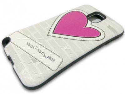 قاب محافظ Samsung Galaxy Note 3 Neo مدل قلب مارک iFace