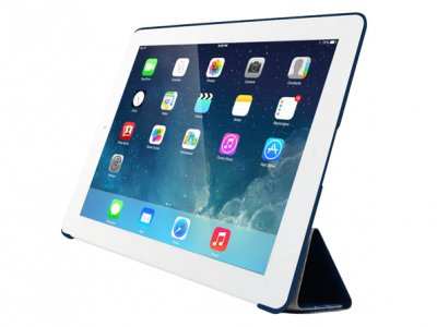 کیف چرمی Apple iPad Air مارک Ozaki مدل iCoat London