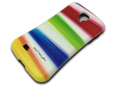 قاب محافظ Samsung Galaxy S4 مدل رنگی مارک iFace
