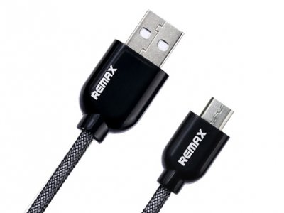 کابل یک متری Remax Quick Charge & Data Micro USB