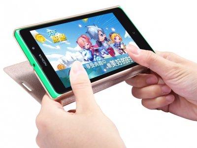 کیف نیلکین نوکیا Nillkin Sparkle Case Nokia XL