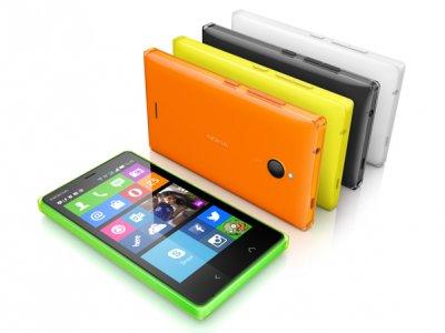 درب پشت Nokia X2