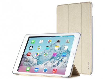 کیف چرمی Apple iPad Air 2 مارک Rock