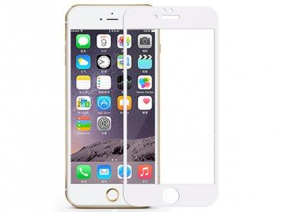 محافظ صفحه نمایش شیشه ای سفید نیلکین آیفون Nillkin CP+ Glass Apple iphone 6 Plus