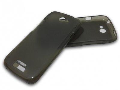 محاقظ ژله ای HTC One S مارک Remax