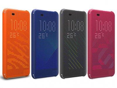 کیف هوشمند HTC Desire 820 Dot View