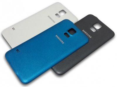 درب پشت Samsung Galaxy S5 طرح چرم